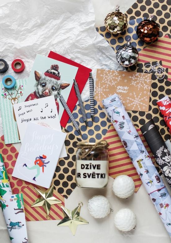 Idejas dāvanām 2015