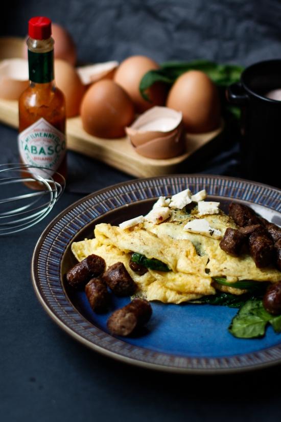 omlete recepte