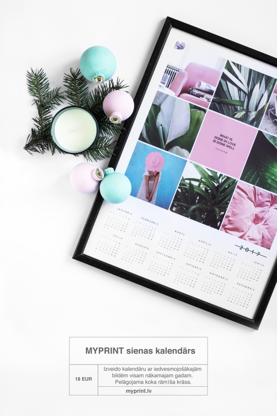 myprint sienas kalendārs